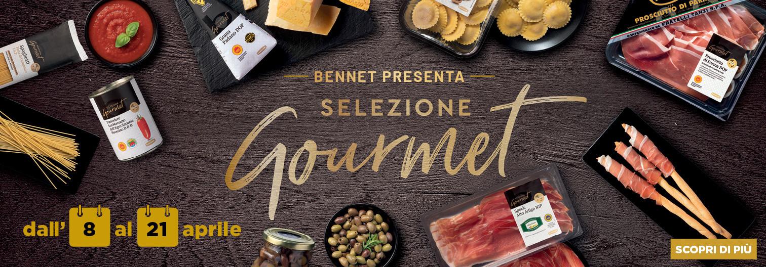 DA BENNET: SELEZIONE GOURMET