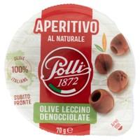 Olive Leccino Per Aperitivo Polli In Vaschetta
