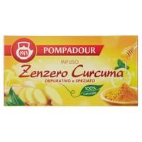 Infuso Zenzero Curcuma Pompadour 20 f