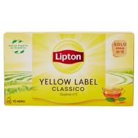 The Yellow Label Lipton 25 Filtri