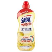 Detergente Pavimenti Freschezza Di Agrumi Smac Express , conf . da Lt . 1