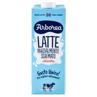 Latte Uht Parzialmente Scremato Arborea