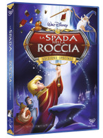 Dvd La Spada Nella Roccia