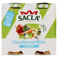 Condiverde Light Riso Sacla ' Conf . Da 2