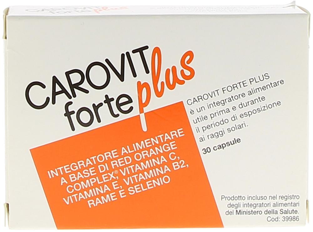 P-CAROVIT FORTE PLUS