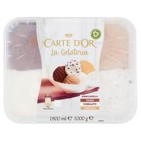 Cart D ' or Gelateria Stracciatella Cacao Nocciola Fior Di Latte