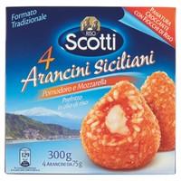 Arancini Siciliani Pomodoro E Mozzarella