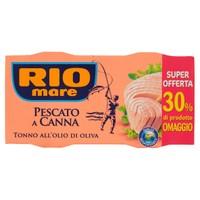 Tonno Pescato A Canna Rio Mare 2 Da Gr . 160
