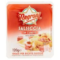 Cubetti Salsiccia Negroni