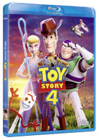 Bluray Toy Story 4