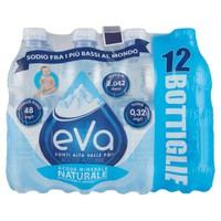 Acqua Naturale Eva 12 Da L . 0 , 5