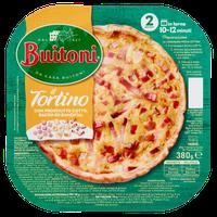 Tortino Prosciutto Pancetta Emmenthal Garden Gourmet Buitoni