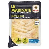 Alici Le Marinate Del Mar Cantabrico Agli Agrumi Msc Rizzoli