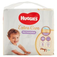 Pannolini Huggies Extra Care Mutandina Taglia 5