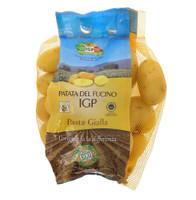 Patata Del Fucino Igp Pasta Gialla