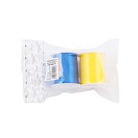 Confezione 2 Mignon , 10 Mm X 10 M , Effetto Super Lucido , Colori