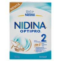 2 Optipro Hm - o Latte Per Lattanti In Polvere Da 6 Mesi Nidina