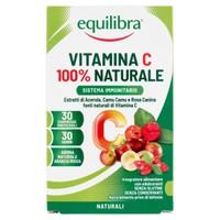 Vitamina C 100 % Naturale Equilibra , 30 Compresse Masticabili