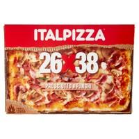 Pizza Prosciutto E Funghi 26x38 Italpizza