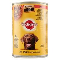 Alimento Umido Per Cani Straccetti Al Manzo Pedigree