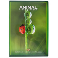Quaderno Maxi Rigo Q Animal Friends
