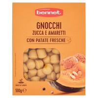Gnocchi Zucca E Amaretti Bennet