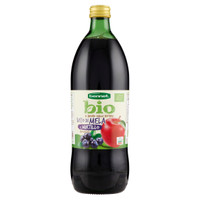 Succo Mela E Mirtillo Bio Bottiglia