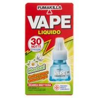 Ricarica Liquida Herbal Per Elettroemanatore Vape , Conf . Da Pz . 1