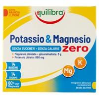 Potassio & Magnesio Zero Equilibra , 14 Bustine