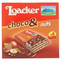 Choco & Nuts Loacker