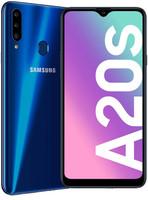 Smartphone Galaxy A 20 s Samsung Blu