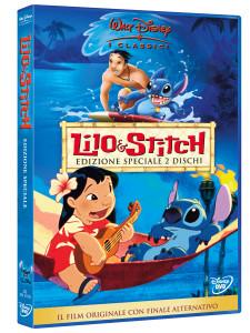 T2 DVD LILO E STITCH