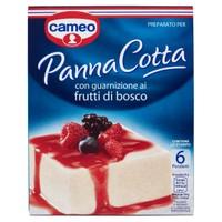 Panna Cotta Frutti Di Bosco Cameo