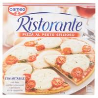 Pizza Al Pesto Sfizioso Ristorante Cameo