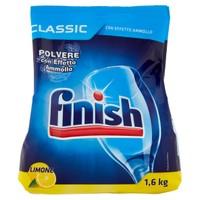 Detergente In Polvere Lavastoviglie Limone Finish Classic