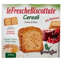 Fette Biscottate Ai Cereali Grissin Bon
