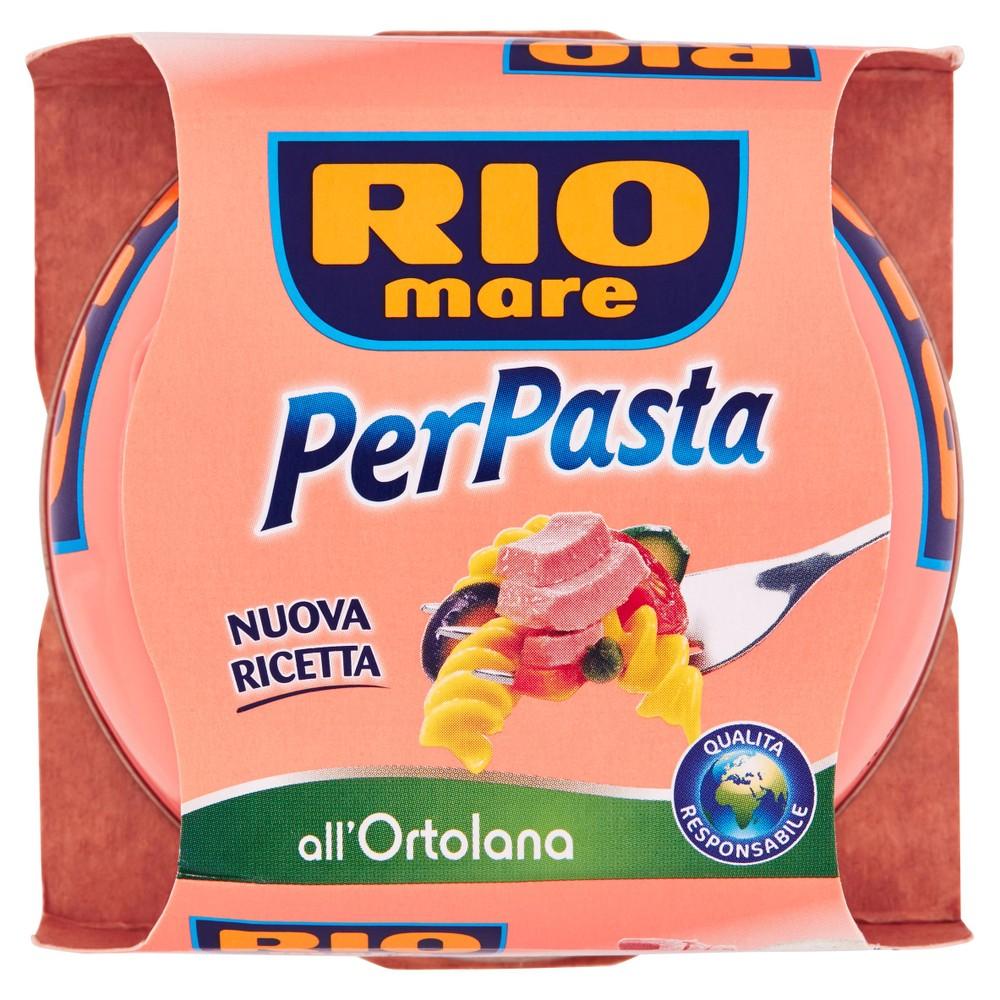 PER PASTA RIO ORTOLANA