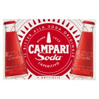 Campari Soda 5 Da Ml . 98 Vap
