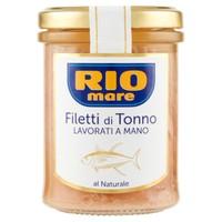Filetti Di Tonno Al Naturale Rio Mare