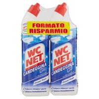 Pulitore Wc Gel Con Candeggina Wc Net 2 Da Ml . 700 Cad .