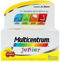 Multivitaminico Junior Multicentrum Compresse Masticabili