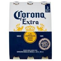 Corona Extra 3 Bottiglie Da Cl . 33