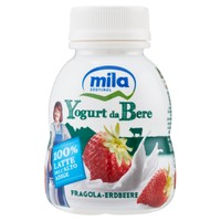 Yogurt Da Bere Fragola Mila