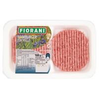 Hamburger Di Vitello Fiorani