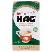 Caffe ' Espresso Decaffeinato Con Selezione Arabica Hag