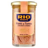 Filetti Di Tonno Rio Mare All ' olio Di Oliva