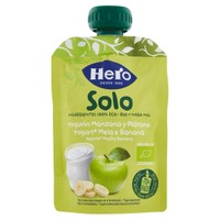 Pouch Mela Banana E Yogurt Hero