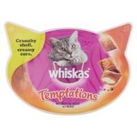 Snack Per Gatti Al Manzo Whiskas Temptation