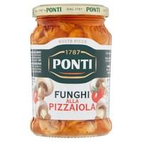 Funghi Alla Pizzaiola Ponti
