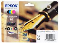Multipack 4 Cartucce Inchiostro Serie Penna / cruciverba Epson